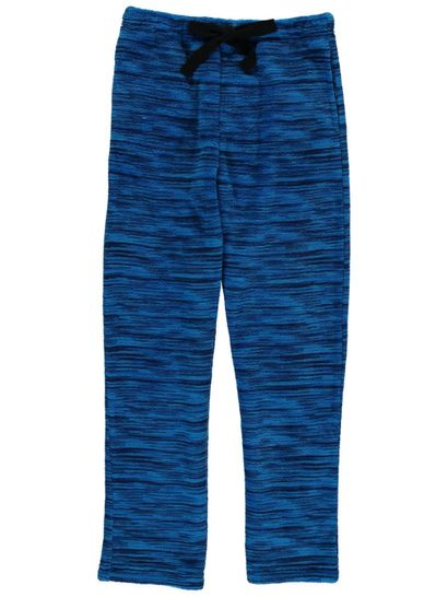 Boys Coral Fleece Pants