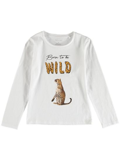 Girls Long Sleeve T Shirt