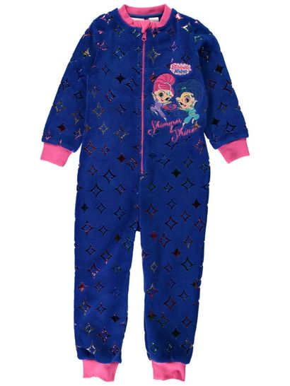 Girls Shimmer And Shine Onesie