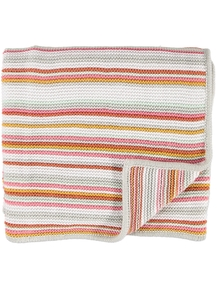 BABY COTTON KNITTED BLANKET