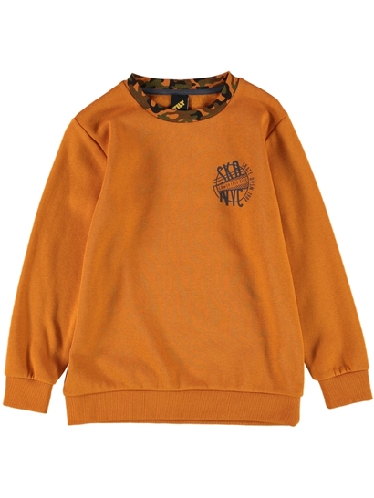 Boys Fleece Sweat