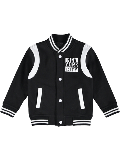 Toddler Boys College Jacket