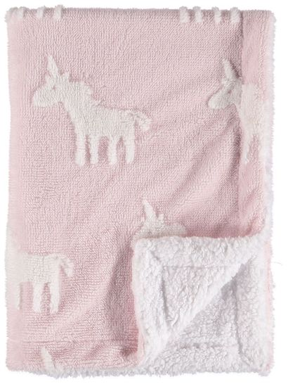 Baby Sherpa Fleece Blanket