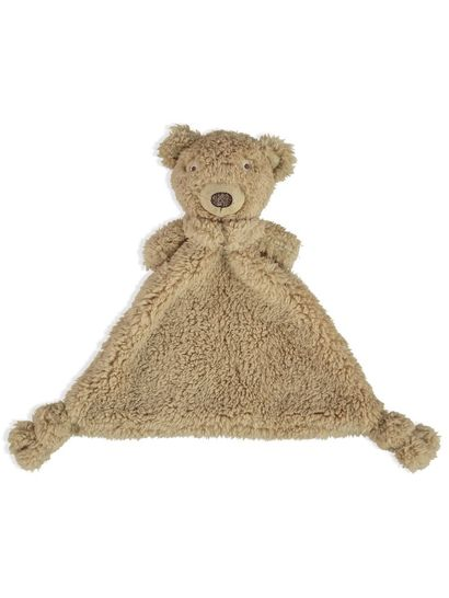 BABY BEAR LIGHT BROWN SNUGGLE TOY