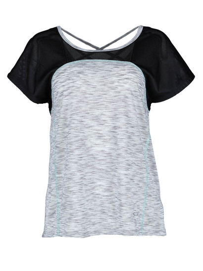 Elite Cross Back Tee Womens