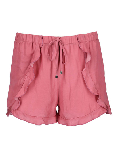 Miss Mango Plain Shorts