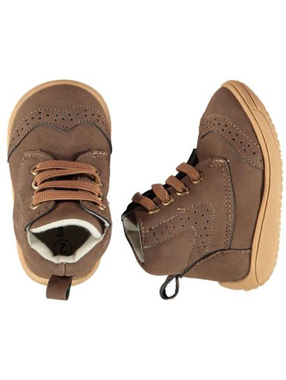 Baby Boy Hard Sole Brogue  Boot