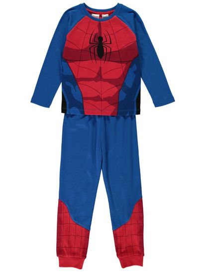 Boys Licence Pyjama Set - Spiderman