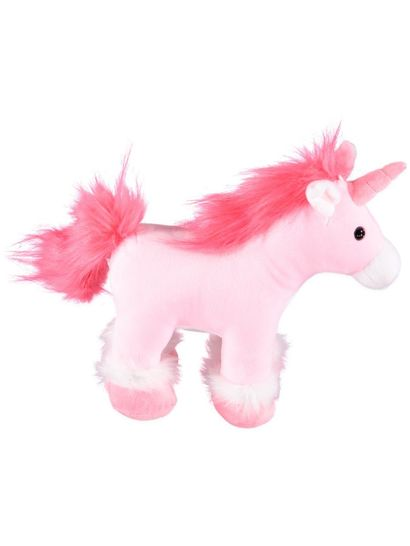 Pink Plush Unicorn