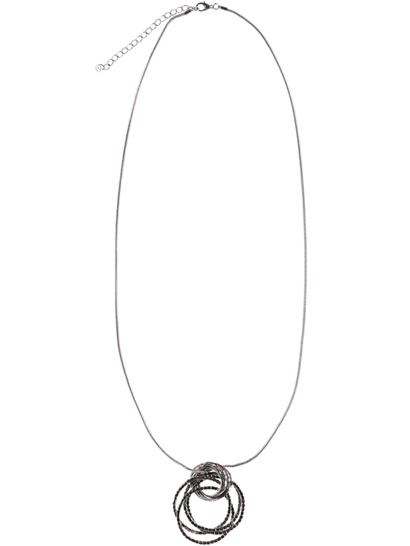 Womens Long  Pendent Necklace