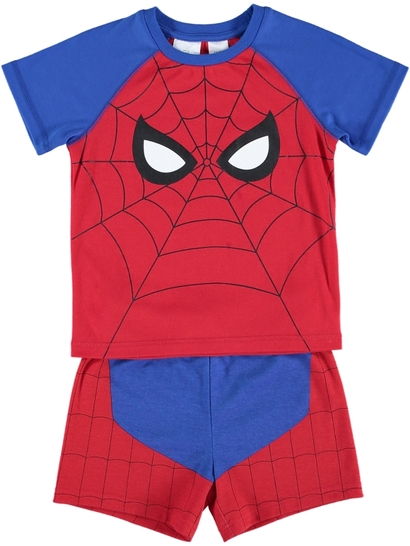 Boys Spiderman Costume Pyjama