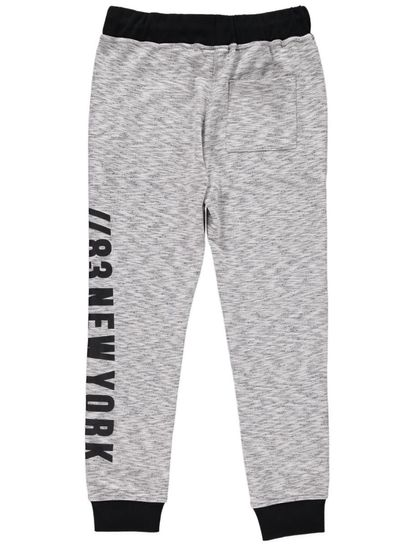 Boys Textured Trackpant