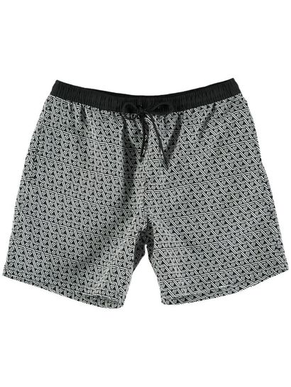 Mens Print Swim Volley