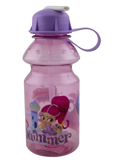 SHIMMER AND SHINE TRITAN BOTTLE - BPA FREE