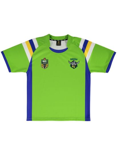 NRL CANBERRA Raiders Mens Jersey