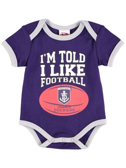 Infant Afl Romper
