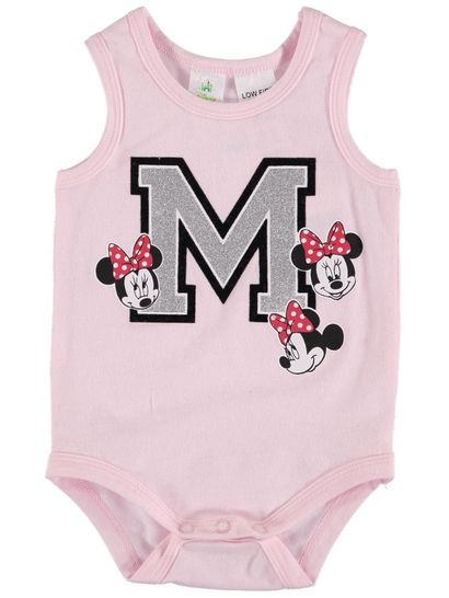 Baby Bodysuit Minnie Mouse