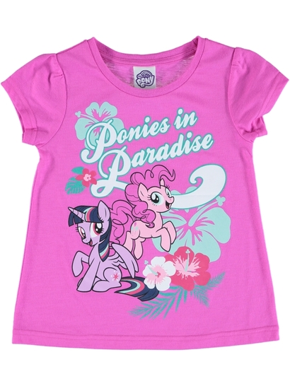 Toddler Girls My Little Pony Tee