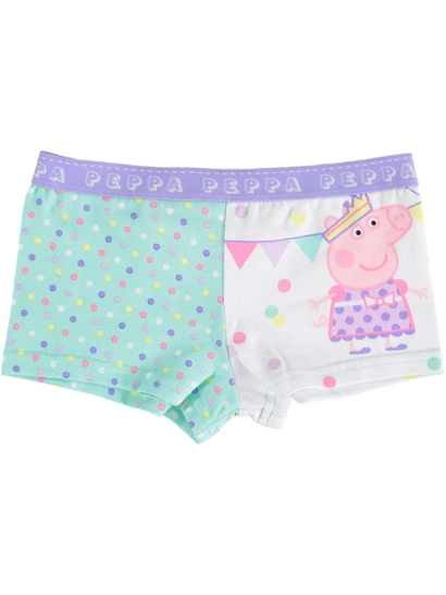 Girls License Shortie - Peppa Pig