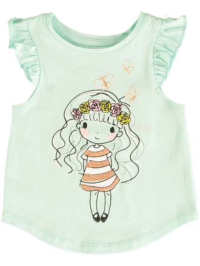 Toddler Girl Tank