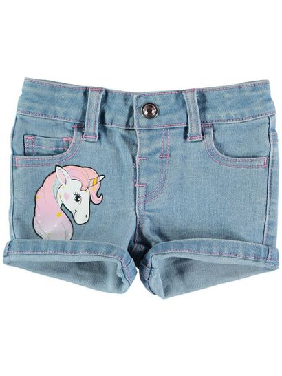 Toddler Girls Denim Short