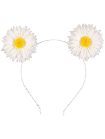 Daisy Ear Headband