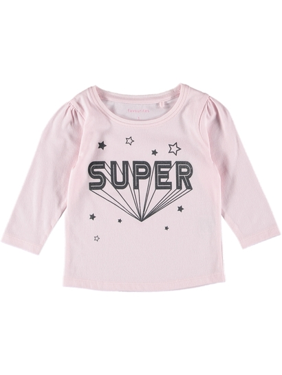 fea064f9f5c1 Toddler Girls Print Long Sleeve Top