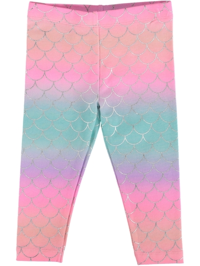 Toddler Girls Foil Legging