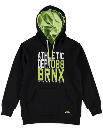 Boys Elite Action Sport Fleece Hoodie