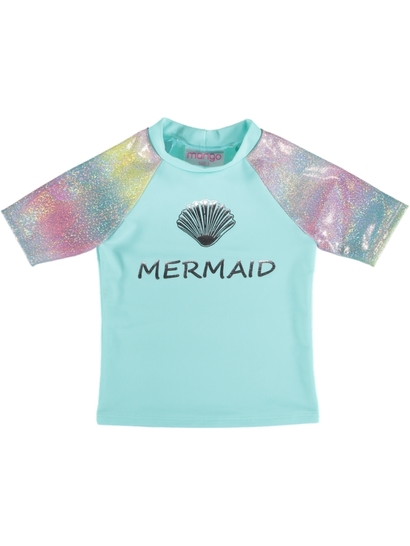 Toddler Girls Rash Top