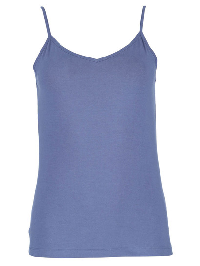 Basic V-Neck Neck Cami Womens