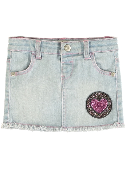Toddler Girls Denim Skirt