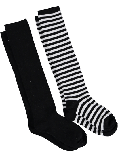 Knee High 2Pk Socks Womens