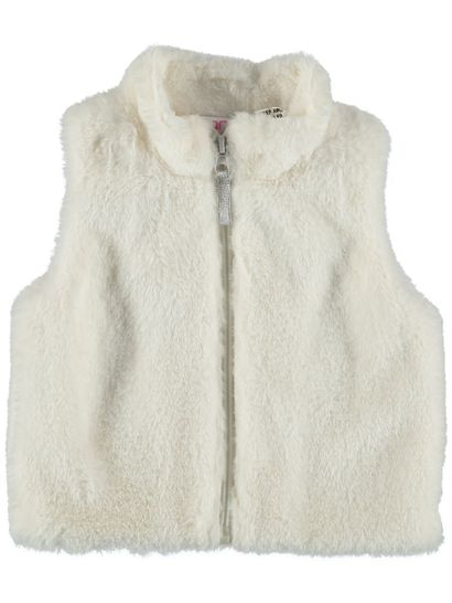 Toddler Girls Fur Vest