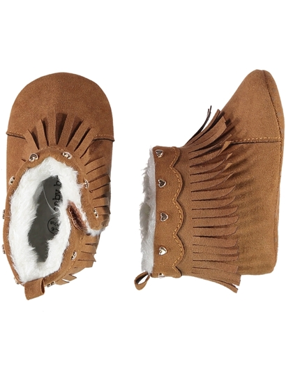 Baby Girl Soft Sole Boot