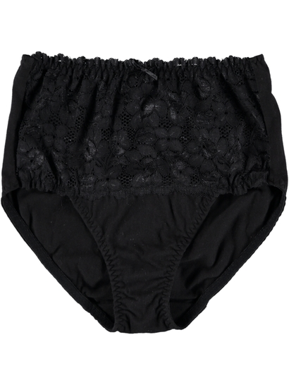 Womens Lace Front Full Brief