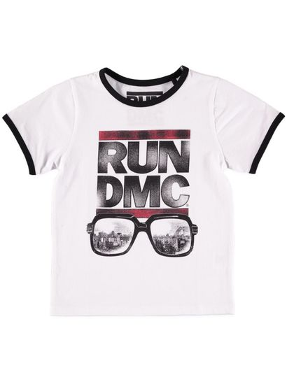 Toddler Boys Run Dmc Tee