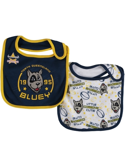Infant Nrl 2 Pk Bib