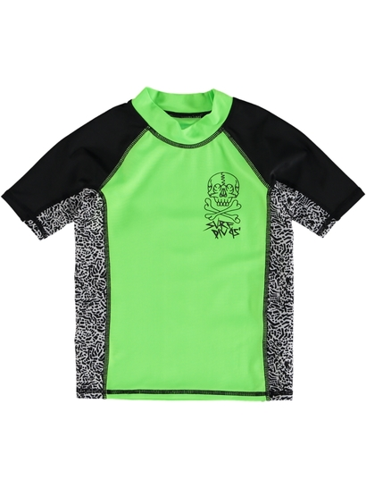 Boys Fashion Rash Vest