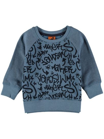 Boys Fleece Sweat-Top