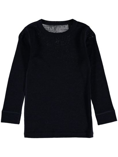 Boys Merino Long Sleeve Thermal Top
