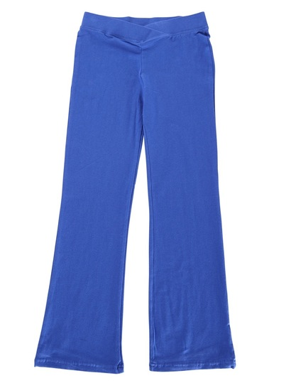 ROYAL BLUE GIRLS JAZZ PANTS