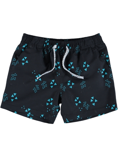 Boys Printed Volley Short