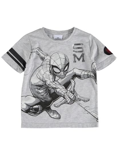 Toddler Boys Spiderman T-Shirt