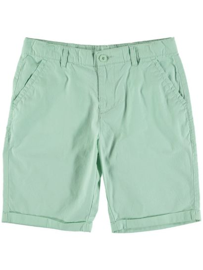 Boys Plain Chino Short