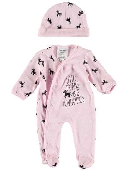 Baby Premature Romper Set