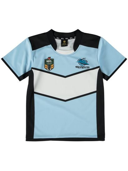 Nrl Youth Sharks Jersey