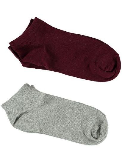 Low Cut 2Pk Socks Womens