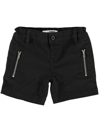 Toddler Boys Zip Chino Short