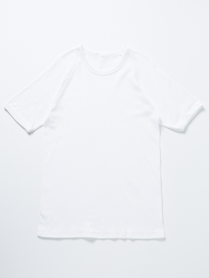 MN.TEE RAG BONDS     WHITE 16